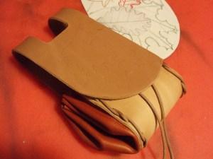 Ungefärbter Taschenrohling